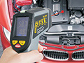 Pyrometer AX-7600 - non-contact temperature and dew point measurement