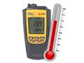 Temperature measurement accuracy