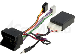An adapter with a complete wiring
