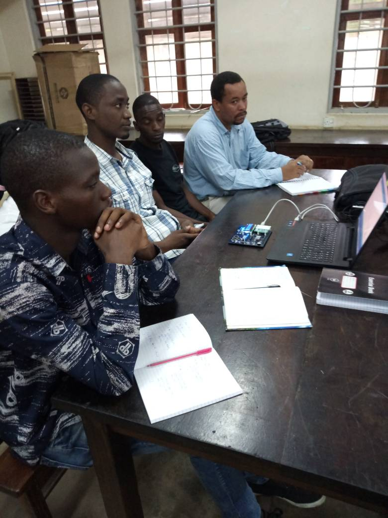 TME Training in DIT