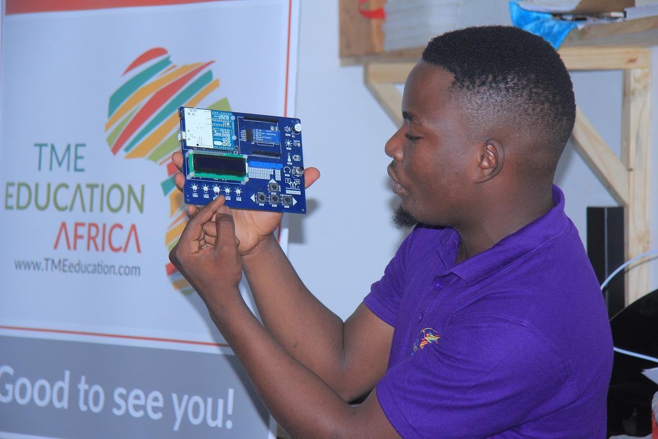 Arduino Day 2018 in Tanzania