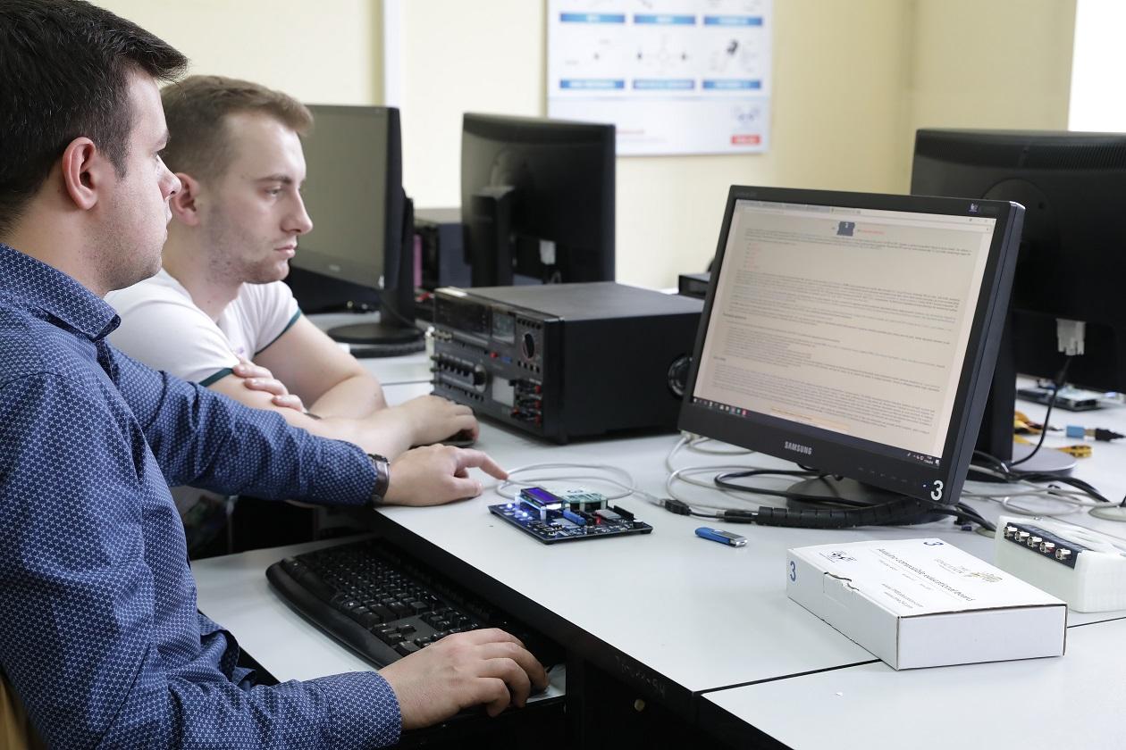 TME Arduino Edu Kit at the Lodz University of Technology!