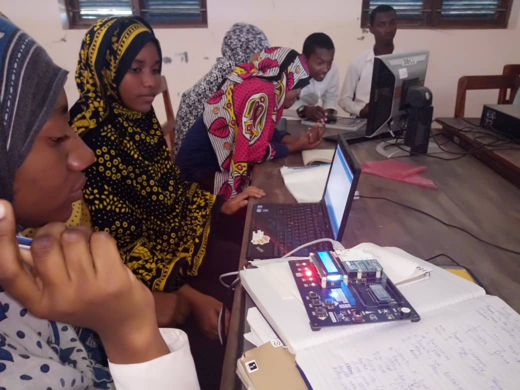 Report: TME Education training in Zanzibar.