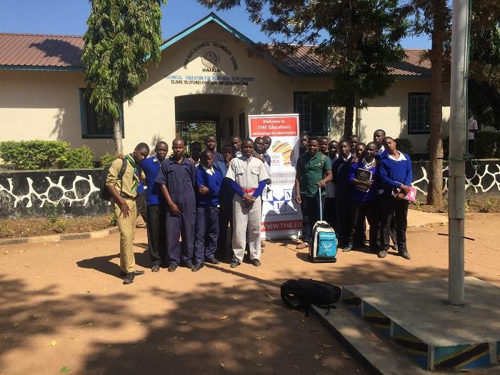 Report: August training in Tanzania - Mwanza and Musoma