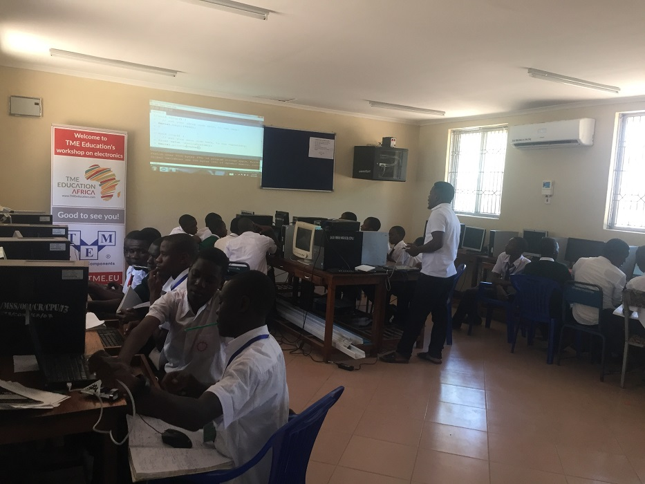 TME Education training in Mwanza and Mara