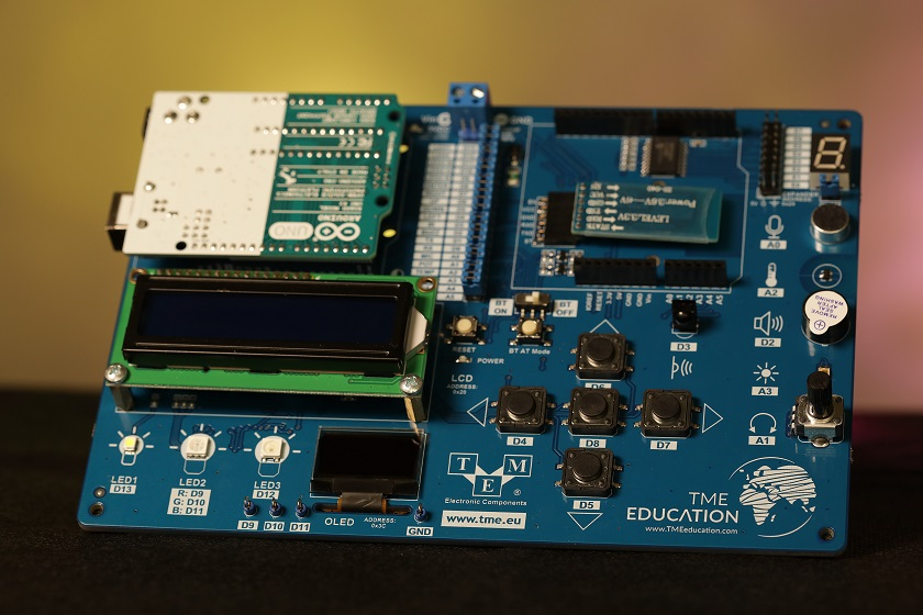 Arduino-based TME Edu Kit rev2.