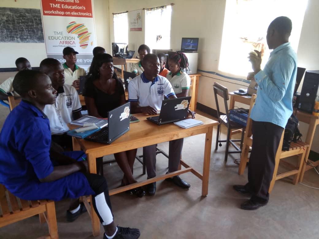 TME Education Teacher Training in Kakooge