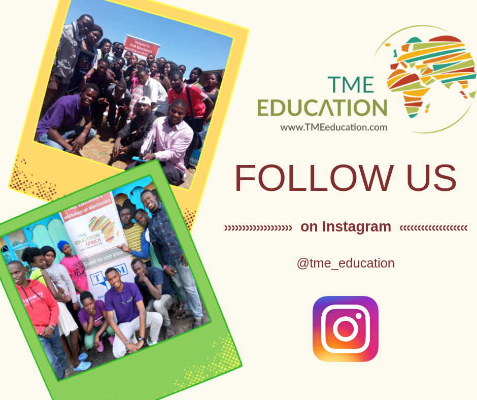 Follow TME Education on Instagram!